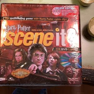 Harry Potter DVD game / Never opened